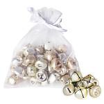 Rolničky - zlaté - 1ks