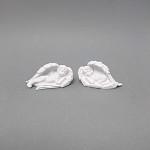 Anděl polyston - hlava podepřená 6cm