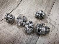 Šišky cypříš stříbrné - 5ks