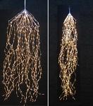 Světelný závěs - 300 cm - 1440 ks mini led