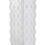 Krajka syntetická ivory 40mm -1m