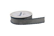 Krajka syntetická 10 mm  - červená - 1 m