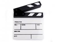 Filmová klapka - malá