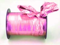 Fólie sv.růžová stuha - 12,5 cm / 1m