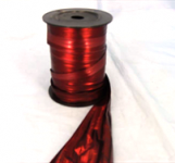 Fólie bordo stuha - 12,5 cm / 1m