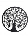Strom života bílý 40 cm - nástěnná dekorace