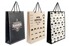 Dárková taška - hipster - velká