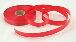 Stuha vázací polypropylen 19mm / 100m - červená
