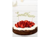 Napichovátka na dort  - sweet kisses