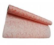 Vlizelín vintage vzor - 50cm - 4,5m - korálová