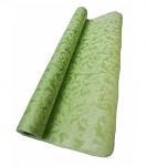 Vlizelín vintage vzor - 50cm - 4,5m - pastelově zelený