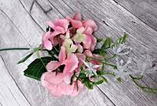 Hortenzie zápich - růžový