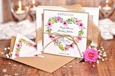 Svatební oznámení N707
