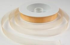 Stuha monofilová 15 mm- lososová - 1m
