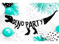 Girlanda papírová - dinosaurus párty