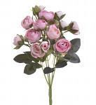 Kytička kamélií - bílo-růžová