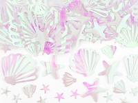 Konfety holografické - mořská víla - 23g