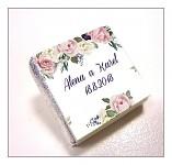 Čokoládka svatební mini - FLORAL