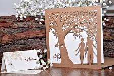 Svatební oznámení L3018