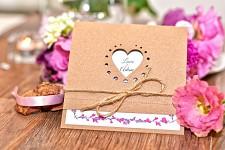 Svatební oznámení L3020