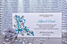 Svatební oznámení L3021