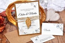 Svatební oznámení L3024