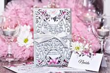 Svatební oznámení L3033