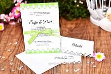 Svatební oznámení L3035