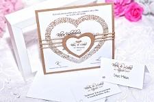 Svatební oznámení L3036