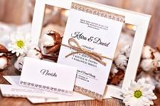 Svatební oznámení L3042