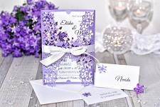 Svatební oznámení L3050