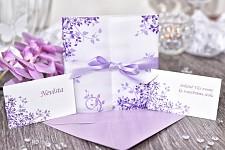 Svatební oznámení L3053