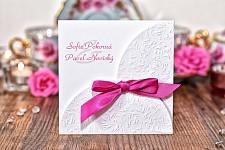 Svatební oznámení L3055