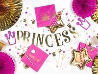 Girlanda papírová - princess