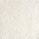 Ubrousky Elegance - bílé - 15 ks
