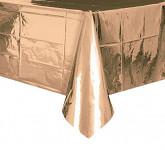 Papírový ubrus - růžový chevron