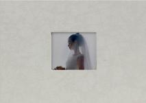 Fotoalbum krémové větší - 22x16 cm