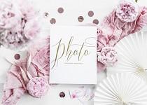 Fotoalbum bílé - precious moments