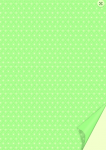 Tvrdý grafický papír Starlight - zelený - A4