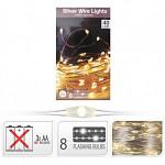 Světelný řetěz - 100 LED mini - 5m