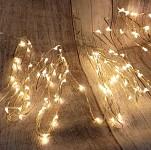 Světelný řetěz - 30 LED mini - 150 cm