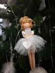 Baletka s tutu sukýnkou - závěs