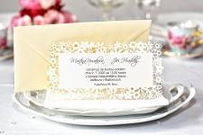 Svatební oznámení L2127