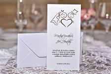 Svatební oznámení L2124