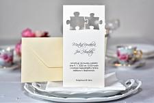 Svatební oznámení L2123