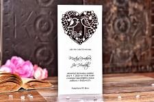 Svatební oznámení L2122