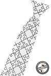 Kravata chlapecká - puzzle