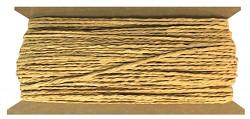 Papírový provázek sv.hnědý - 30 m