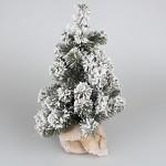 Vánoční stromeček umělý - zasněžený - 45cm
