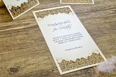 Svatební oznámení L2104